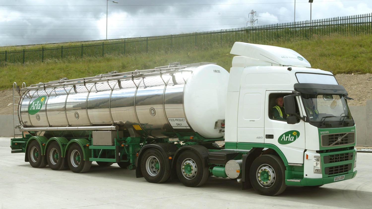 Arla Direct suppliers handed 12 months' notice