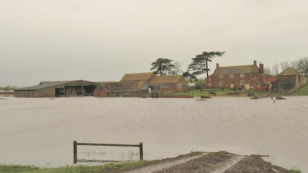 £10m flood relief scheme to open by end of February
