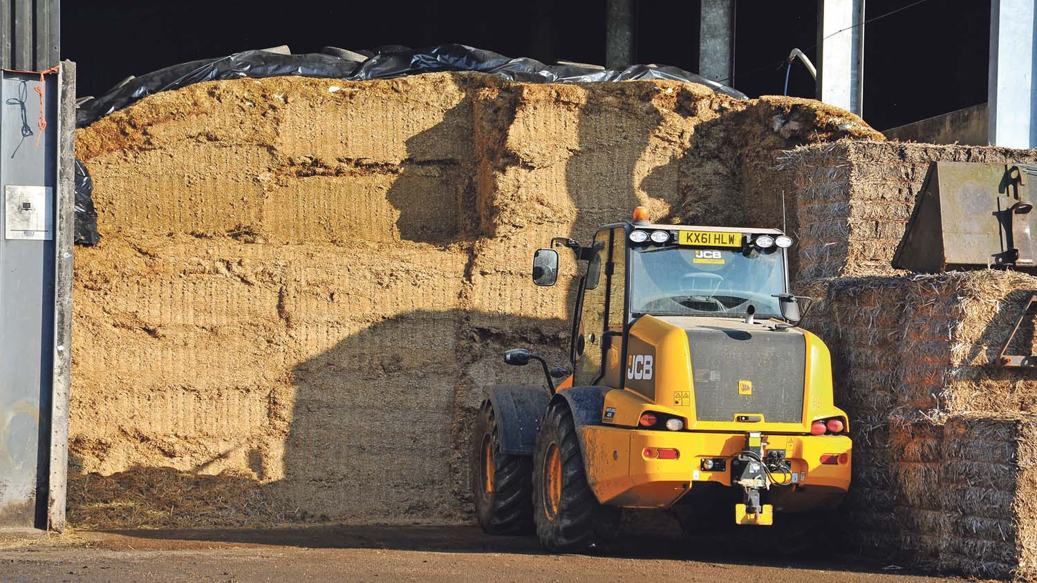 Falling farm income highlights impact of volatility