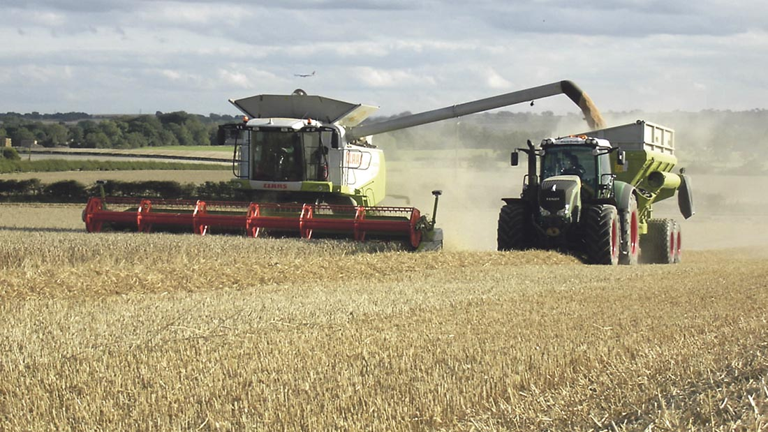 Yields up, despite slow, wet harvest