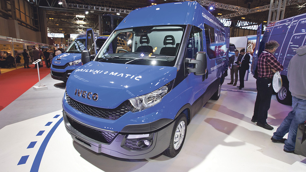 Latest transport solutions showcased