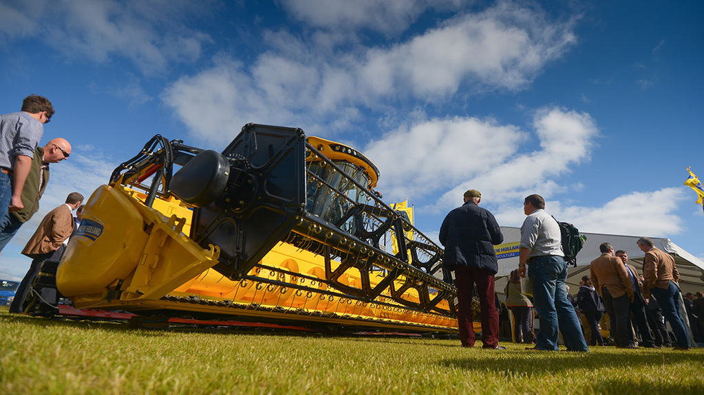 Cereals Event 2015: Something for everybody