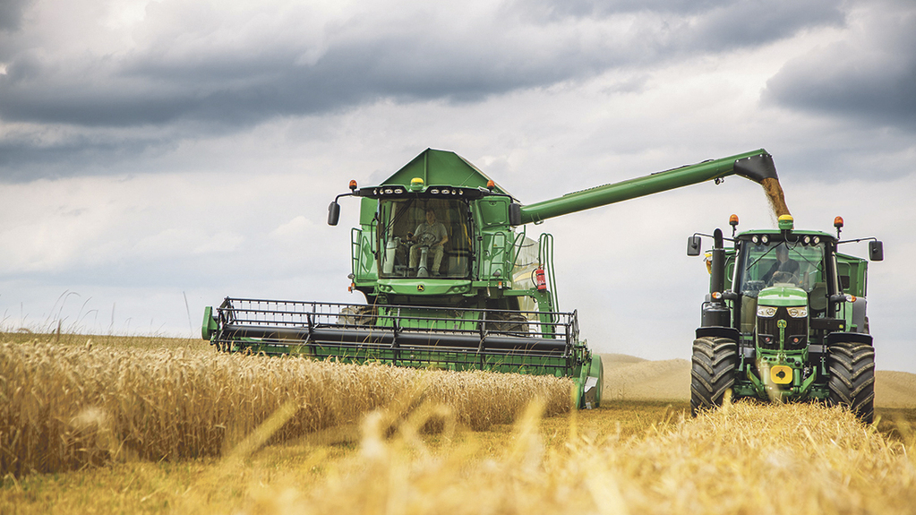 John Deere goes to town on product updates