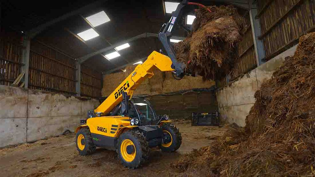 On-test: Dieci Mini Agri 25.6 telehandler