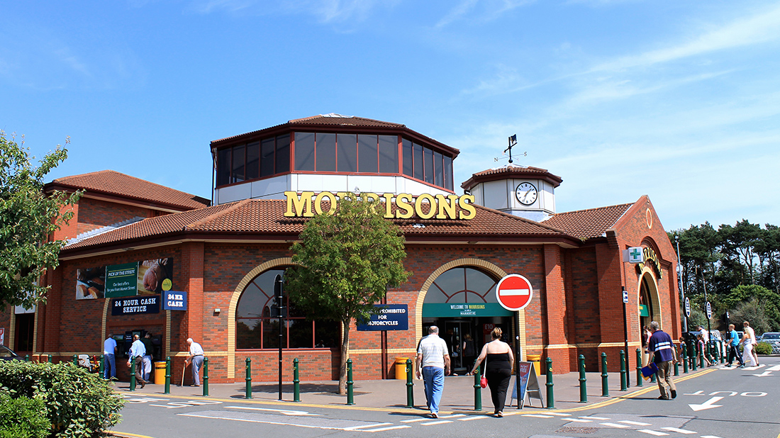 Farmers empty Morrisons shelves of milk as appetite for protest grows