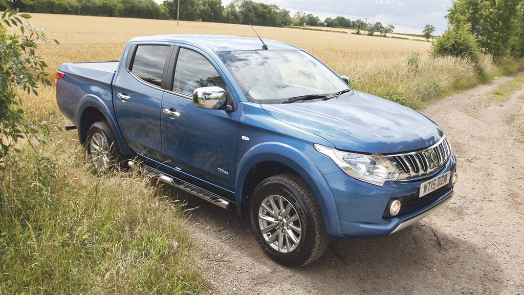 On-test: Focus on fuel efficiency for latest Mitsubishi L200