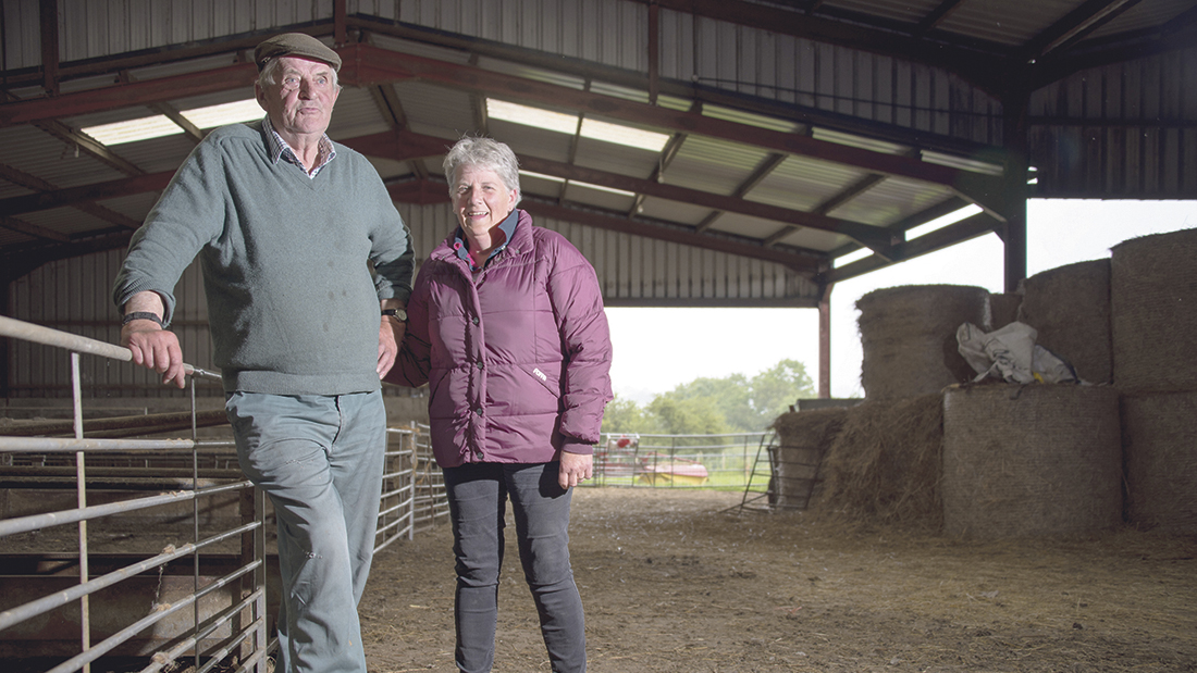 Retiring couple offer young farmers chance to take on farm