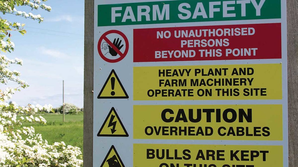 Covid-19: Health and safety advice for farmers