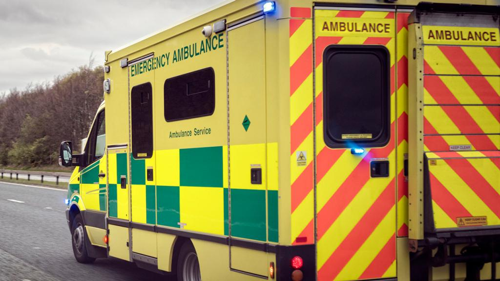 11-year-old seriously injured after falling from tractor and trapping leg in mower