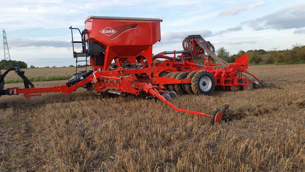 How will machinery change to cope with cover crops?
