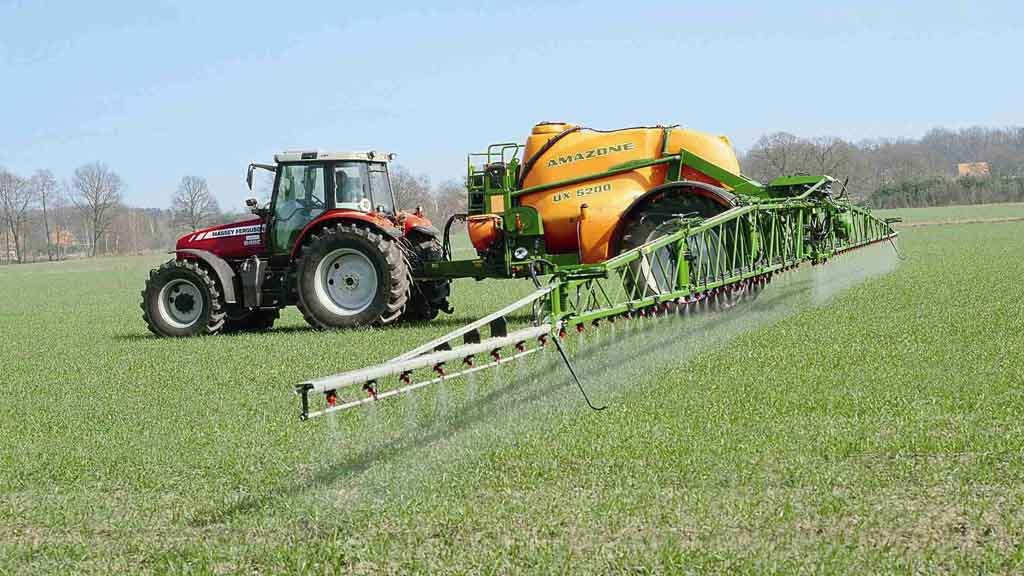 Herbicides for brome control - summary