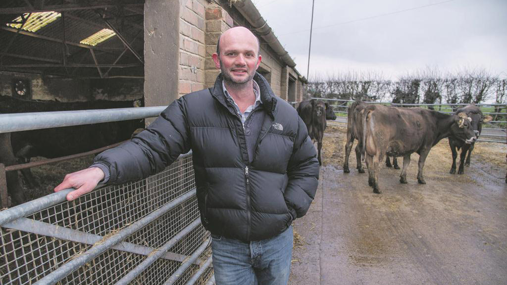 Phil Latham: 'The good news is the milk price is increasing'