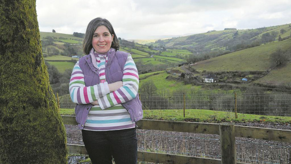 Rachel Lewis-Davies: Training for all, and looking forward to the Royal Welsh Winter Fair