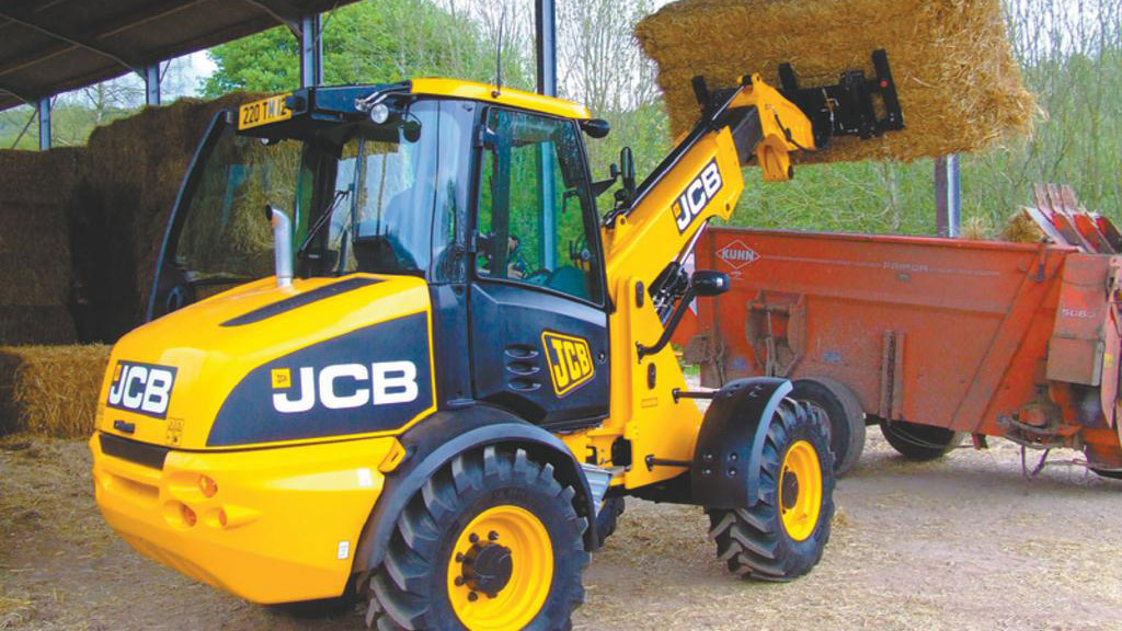 On test: JCB TM170 and TM220 pivot-steer telehandlers