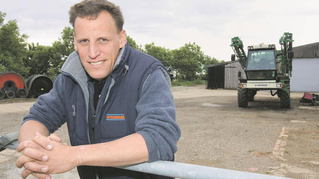 Steve Heard: Startling facts about arable soils equivalent to a move into livestock farming