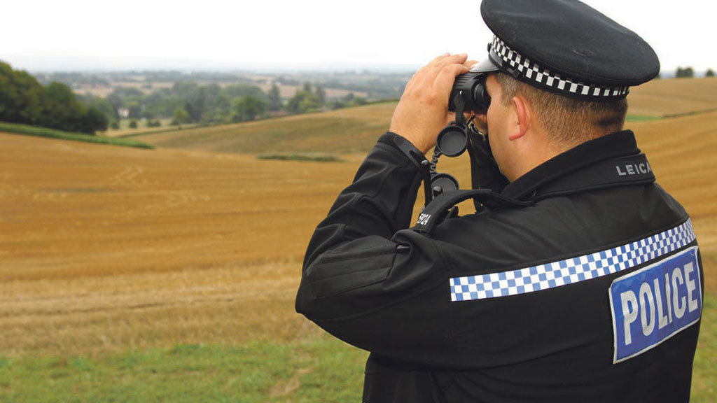 Police unite to tackle rural crime head on