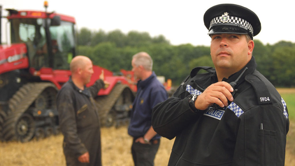 Police chief admits to 'ignoring' rural crime as policing issue