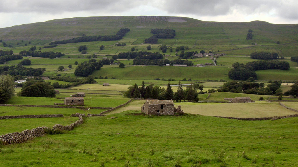 Call to reward farmers for maintaining and enhancing landscapes