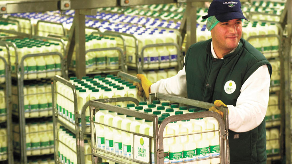 Dairy Crest prepares for dairies sale as it posts half-year results