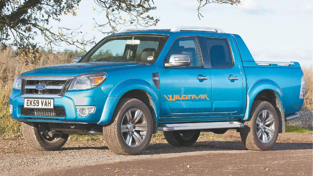 On Test Ford Ranger Wildtrak Double Cab 3 0 Fginsight Com Insights Farmers Guardian