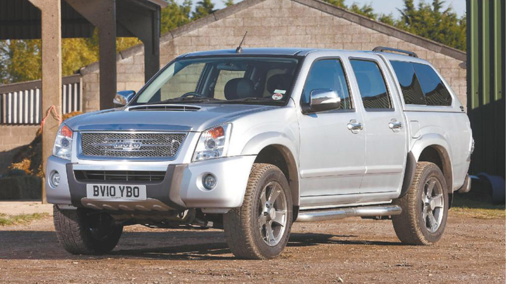 On test: Isuzu Rodeo Denver Max LE