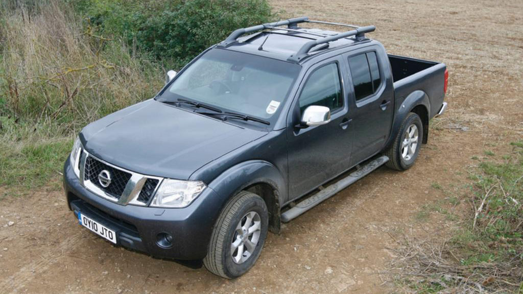 Has Nissan gone far enough with Navara?