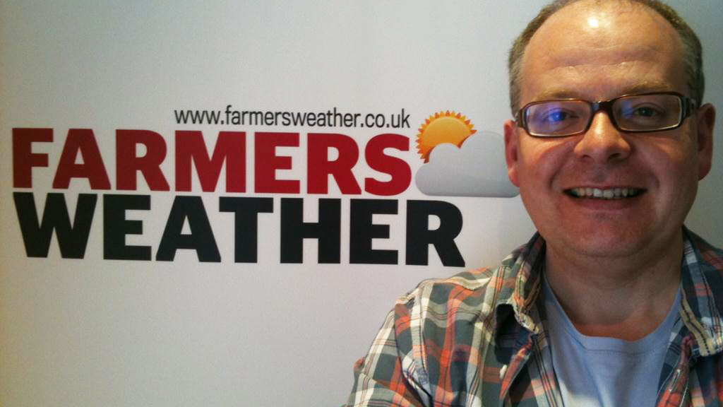 New Farmers Weather service launch from Farmers Guardian