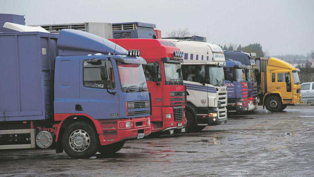 Exporters step back from markets due to border chaos