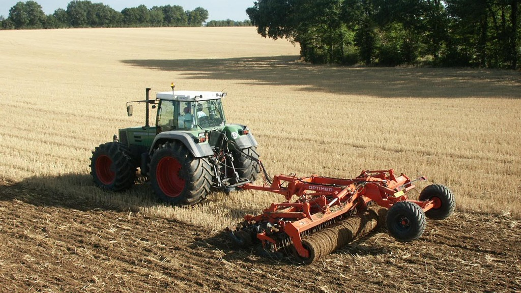 Effect of cultivations