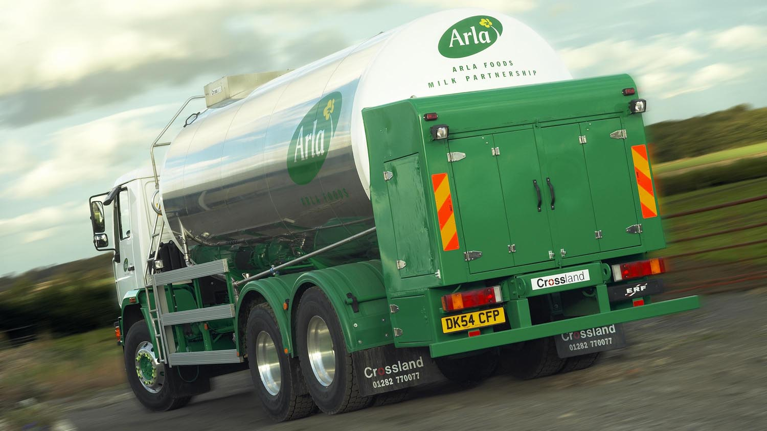 Blow for Arla farmers as 1.18ppl knocked off milk cheque