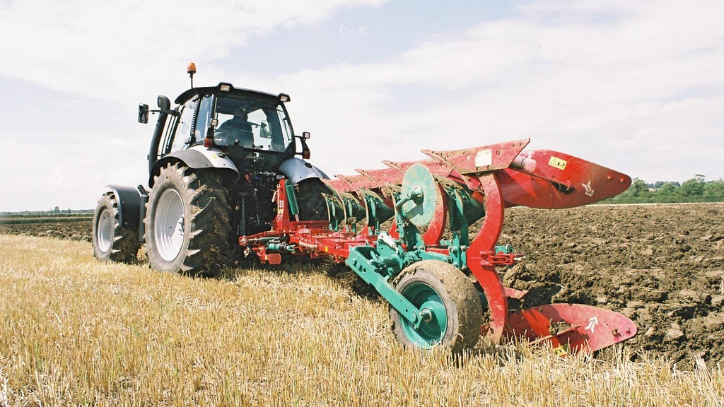 2. Make sure you are ploughing properly