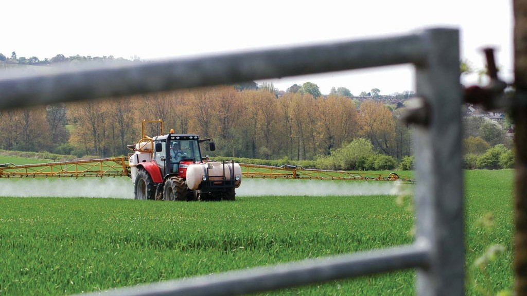 Brexit a 'unique opportunity' to reform crop protection product rules