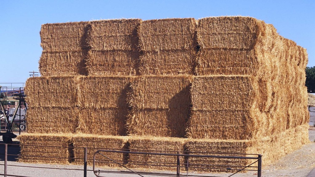 Farmers urged to consider straw for renewable energy