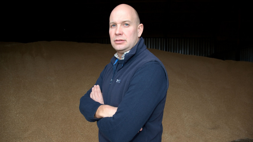 Talking Arable with Andrew Robinson: The month started well