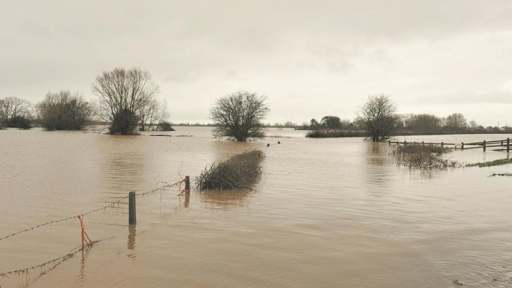 Government handed 20-year Somerset flood relief plan