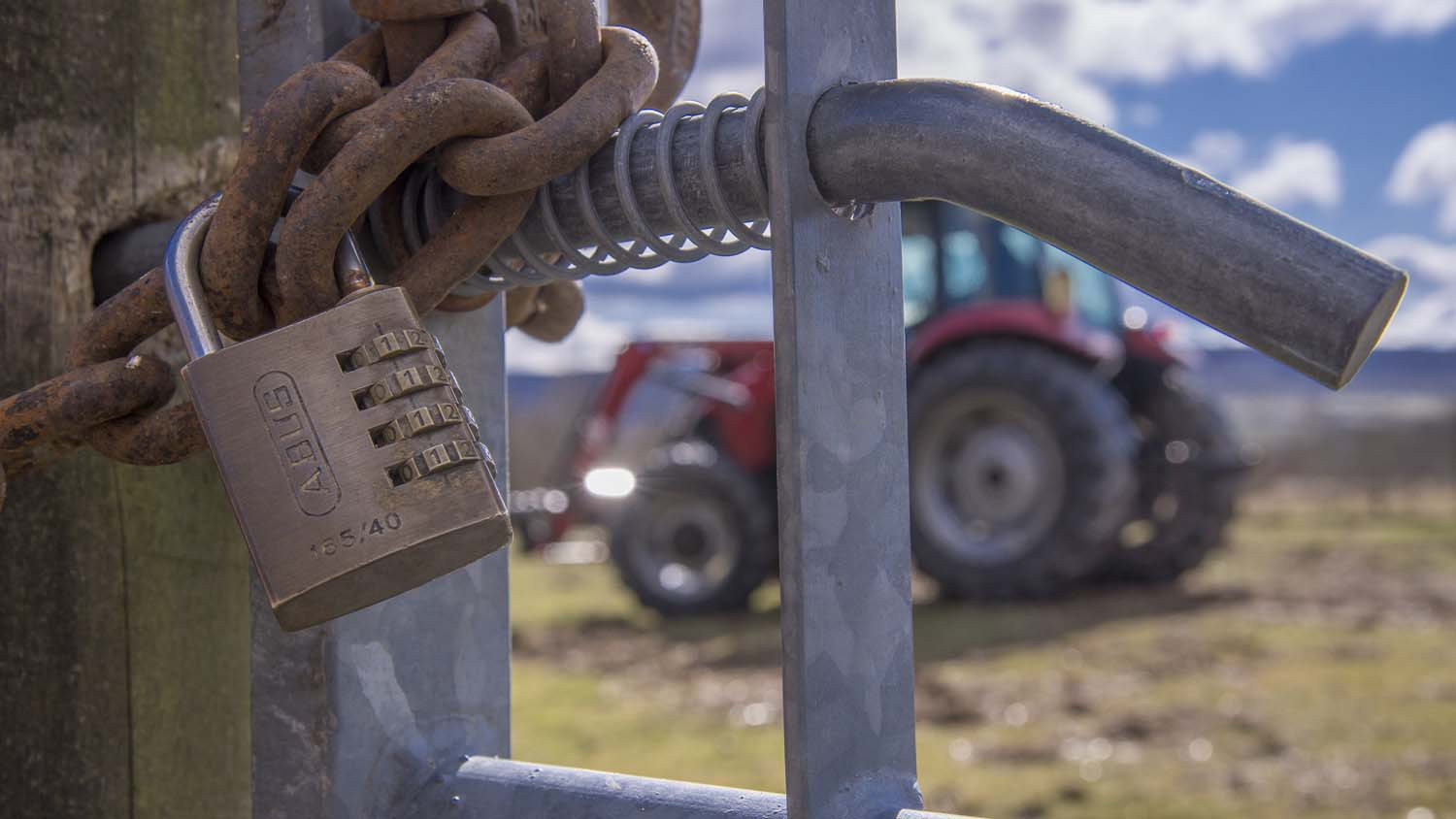 Is your farm secure? Welsh police warn farmers after a series of ATV thefts