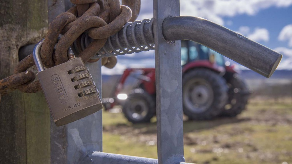 Farm security: 10 ways to keep your machinery safe