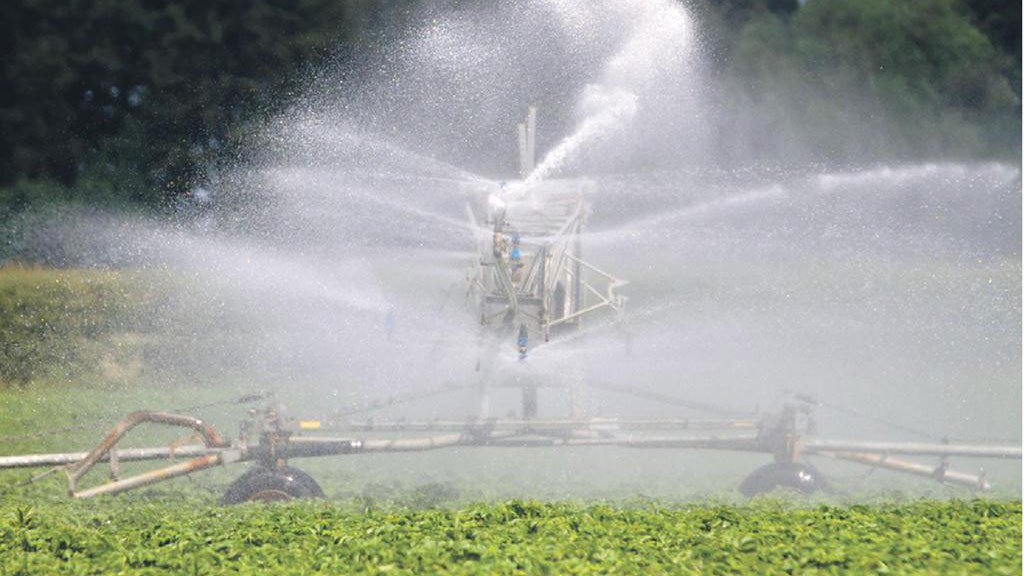 The reforms must deliver a fair share of water for farmers, NFU said.