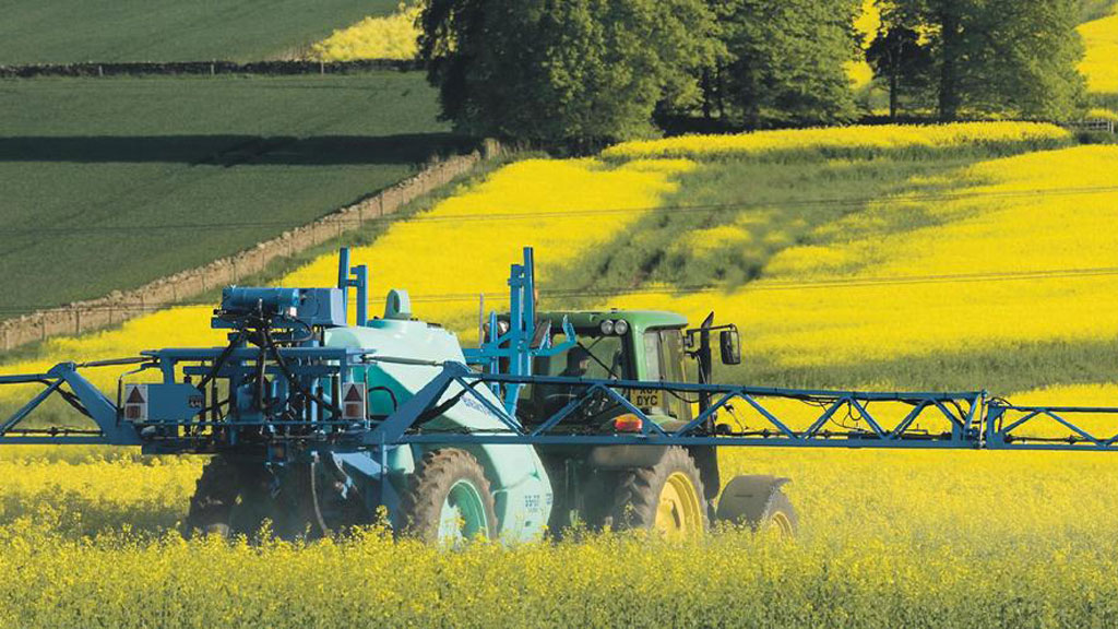 Growing concern over impact of neonicotinoids on wildlife
