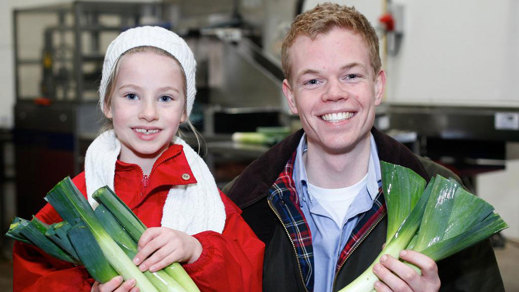 Farm focus: Leading the way with leeks for Northern Irish family