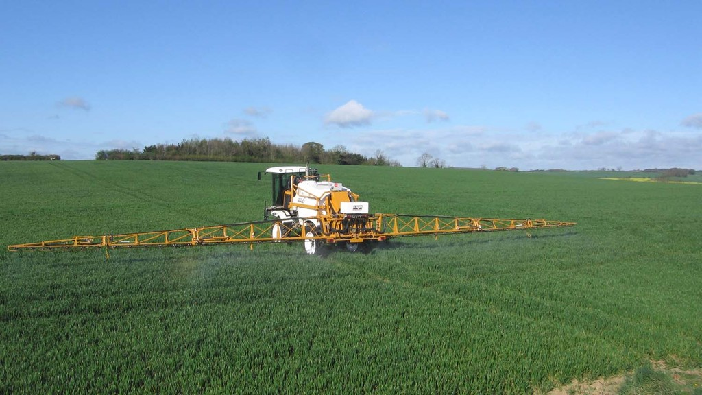 £1 million grant awarded for novel fungicide development
