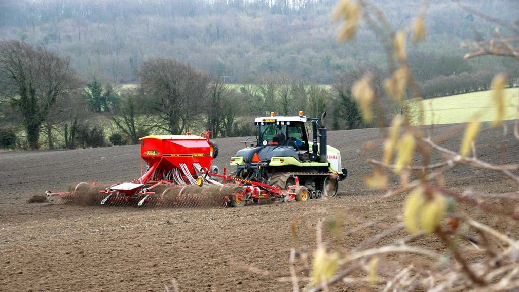 This week's arable news in pictures - April 10