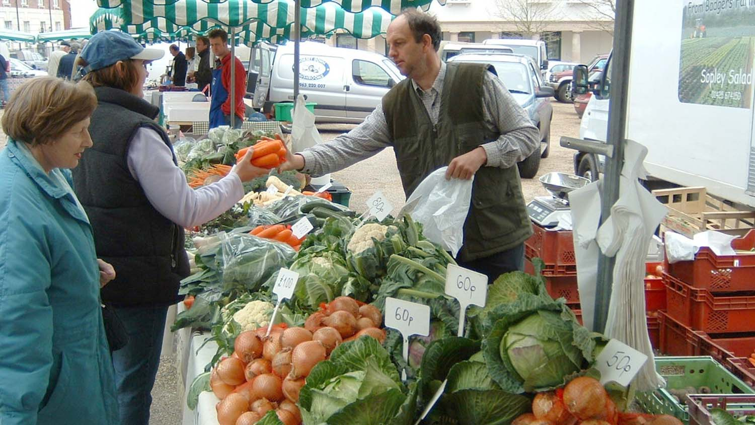 Allowing producers local market access is vital