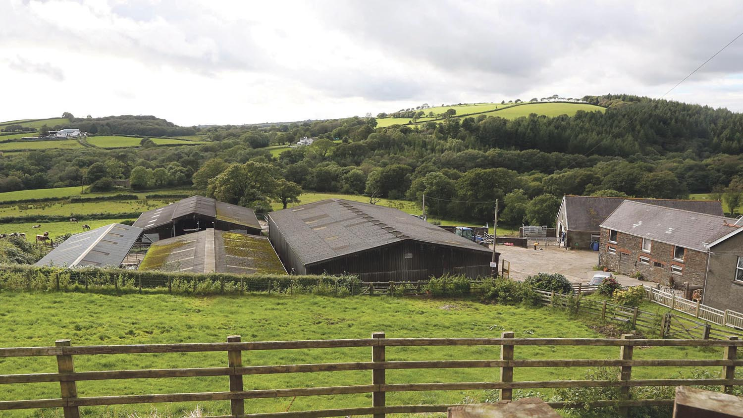 Farmers warned of change in residential property law