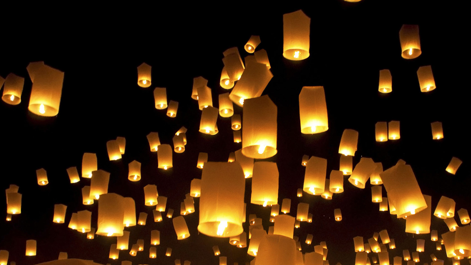 'We are trying to put an end to this irresponsible activity' - Farmers and local residents shut down major sky lantern festival