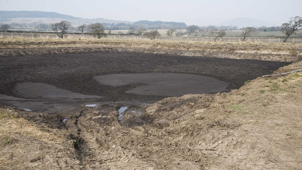 Project to dewater slurry could help Welsh farmers in NVZs
