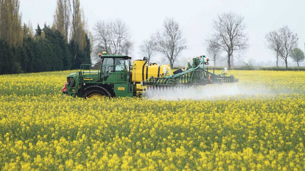 Glyphosate saga highlights wider political threat to EU farm chemicals - NFU