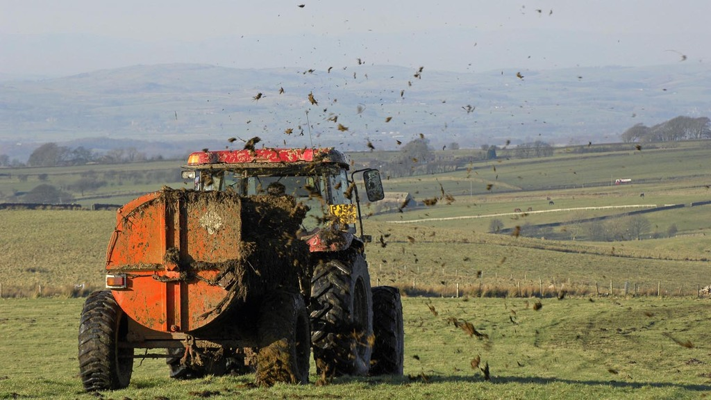 Farm incomes fall - but could the worst be still to come?