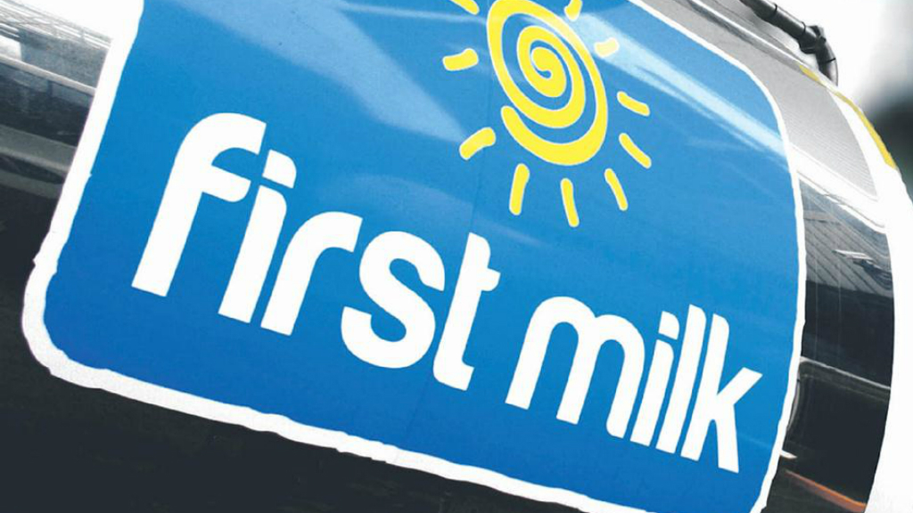 First Milk confirms November A price increase