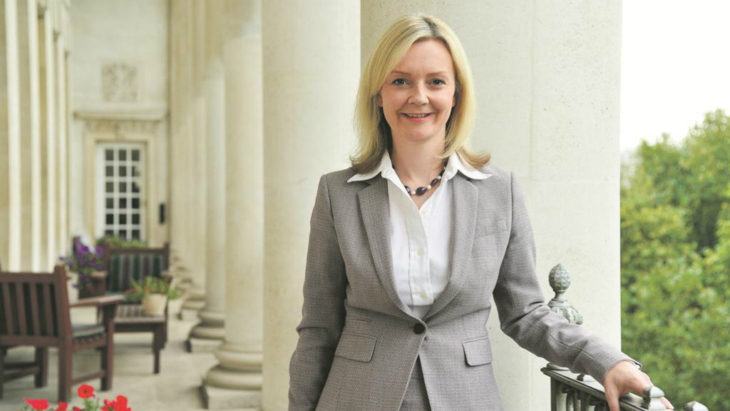 Liz Truss accused Labour of being 'very irresponsible' over the badger cull